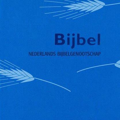 De vertaling van het Nederlands Bijbelgenootschap