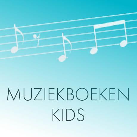Muziekboeken Kids