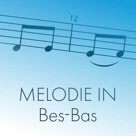 Melodie in Bes-bas