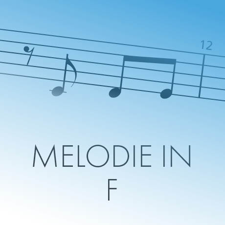 Melodie in F